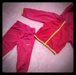 Nike dri-fit suit